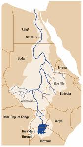 Nile River and Source