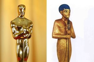 Oscar (Hollywood 1929-)/Ptah (Kemet 760BCE-)