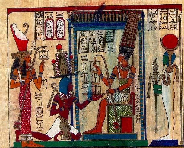 Mut~Amun~Montu/Khonsu