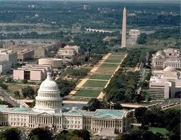 washington and capitol