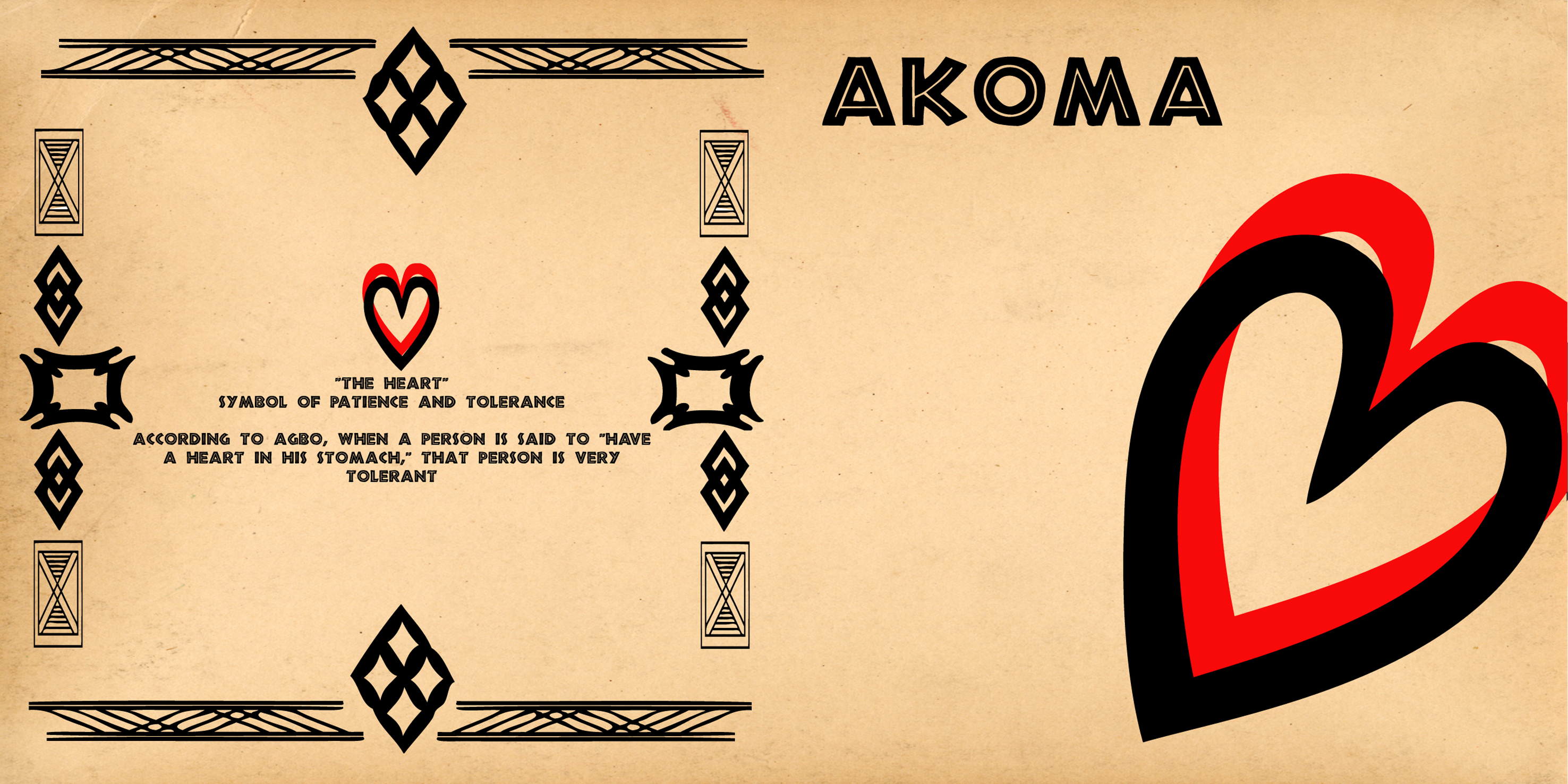 Adinkra symbols of african wisdom akoma biocorpaavc Image collections