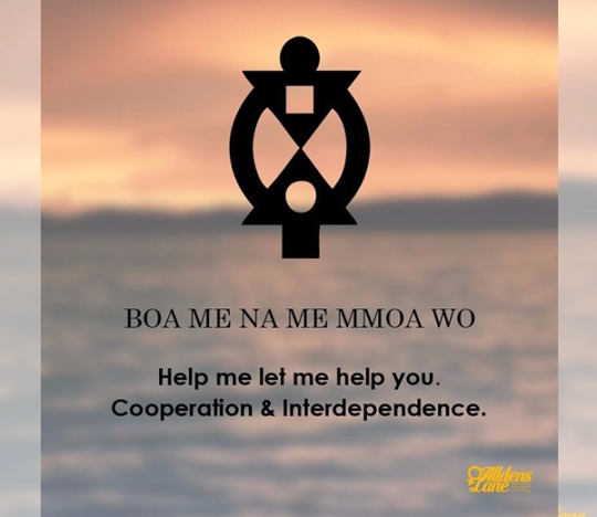Adinkra Symbols Of African Wisdom