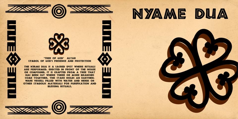 Adinkra Symbols Of African Wisdom Malaika Mutere